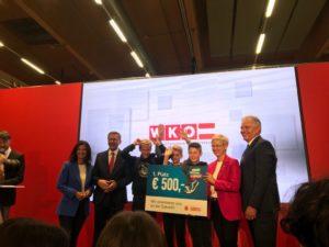 """Read more about the article DigiMS 2 Bad Goisern gewinnt bei Messe """"Jugend und Beruf"""" 2021"""